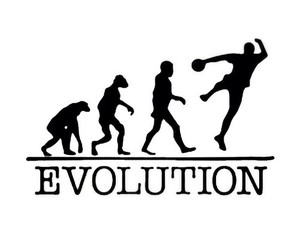 handball, evolution, and sport image