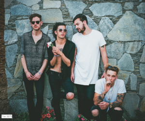 the 1975, band, and indie image