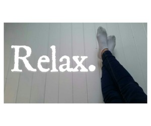 happy, qoutes, and relax image