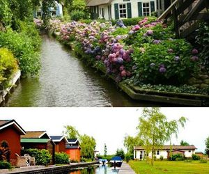 the netherlands and giethoorn image