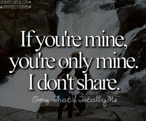 mine, share, and true image