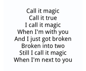 coldplay, Lyrics, and magic image
