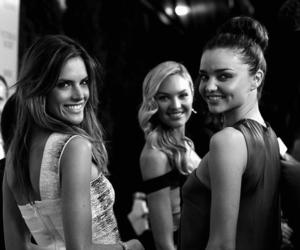 model, miranda kerr, and Victoria's Secret image