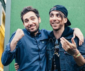 all time low, you me at six, and alex gaskarth image