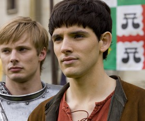 arthur and merlin image