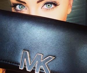 eyes, mk, and Michael Kors image