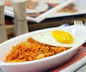 korean food and kimchi bokumbop image