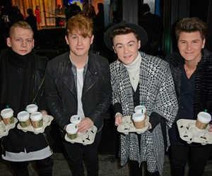 jake roche, charley bagnall, and rixton image