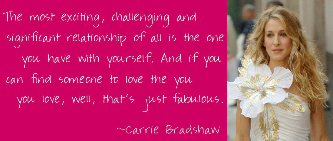 Sex and the city quotes carrie bradshaw quotes tv image