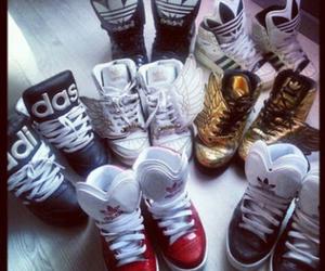 adidas, beautiful, and shoes image