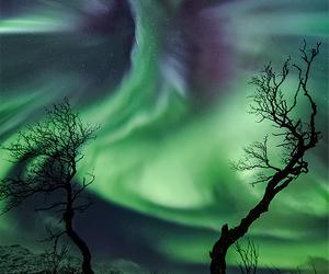 beautiful, aurora, and sky image