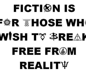 fandom, harry potter, and the hunger games image