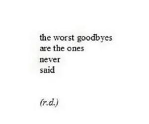 quotes, goodbye, and sad image