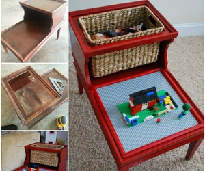 diy and lego table image