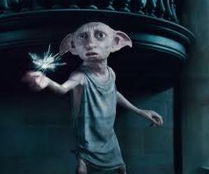 dobby, harry potter, and hp image