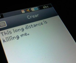far away, miss, and text image