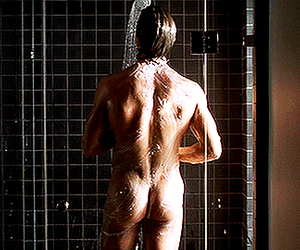 american psycho, ass, and butt image