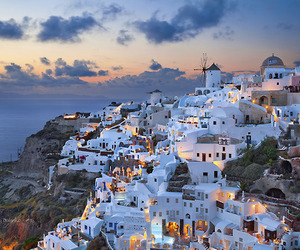 Greece, beautiful, and house image
