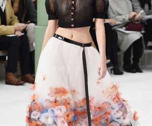chanel and kendall jenner image