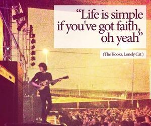 concert, faith, and life image