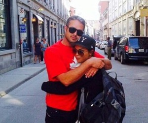 chicago fire, taylor kinney, and monica raymund image