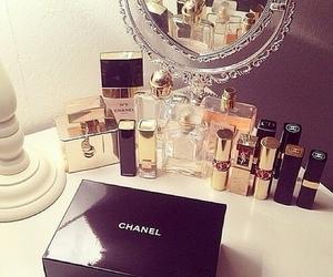 chanel, make up, and makeup image