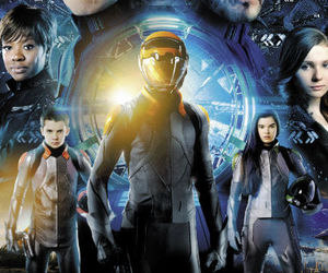 abigail breslin, ender's game, and asa butterfield image