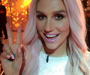 kesha, pink, and candy baby image