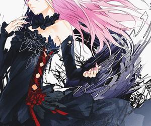 anime, guilty crown, and anime girl image