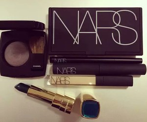 nars, makeup, and chanel image