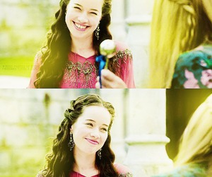 anna popplewell, Lola, and reign image