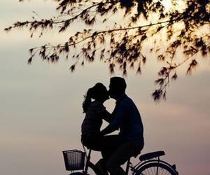 bike, boy, and heart image