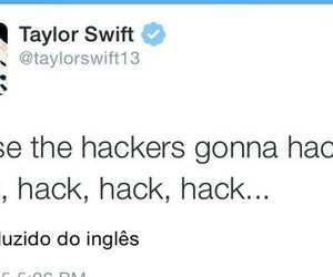 funny, hacker, and lyric image