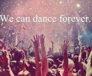 dance, party, and forever image