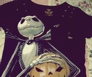 film, nightmare before christmas, and t shirt image