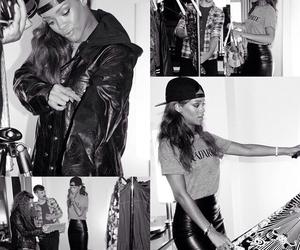 black, fashion, and rihanna image