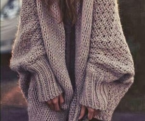huge, winter, and jumpers image