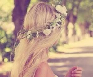 beautiful, bonito, and hair image
