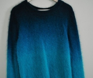 sweater and blue image