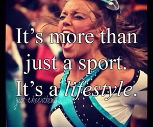 cheer, lifestyle, and sport image