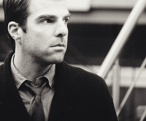 beautiful, zachary quinto, and fashion image