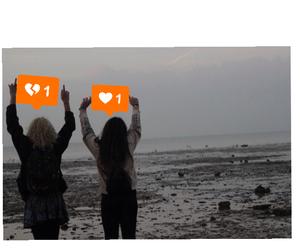 sad, instagram., and love image