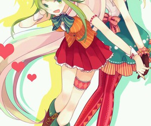 vocaloid, ia, and gumi megpoid image