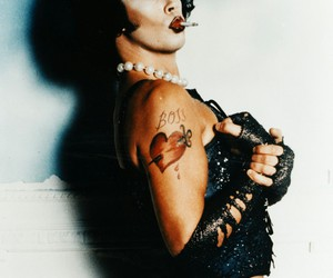 Tim Curry, rocky horror picture show, and rocky horror image