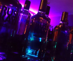 alcohol, drugs, and lights image