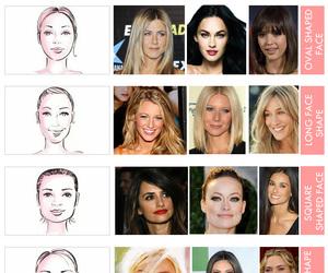 faceshapes and haircuts image