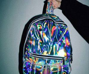 backpack, colors, and fashion image