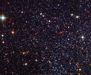 stars, dark, and galaxy image