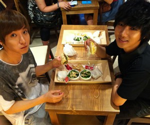 super junior, Leeteuk, and yesung image