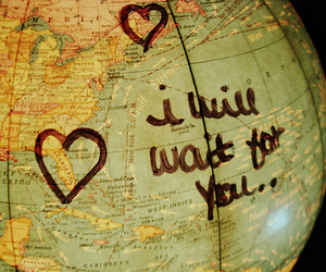 love, wait, and distance image